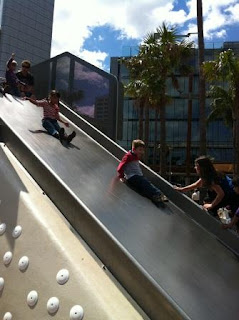 Darling Quarter - Slide