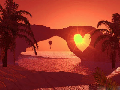 sunset-love-nature-wallpapers-in-heart