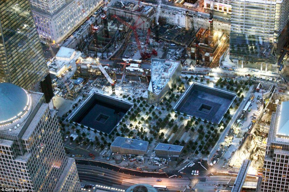 Twin Towers  National September 11 Memorial amp Museum
