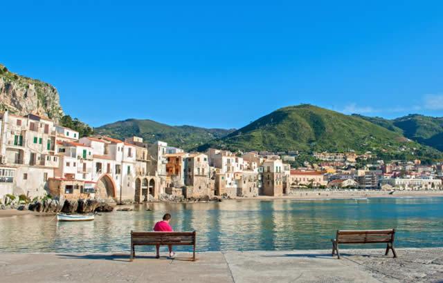 Cefalù - Sicily - Italy - Itália - Italy - Italia - Palermo