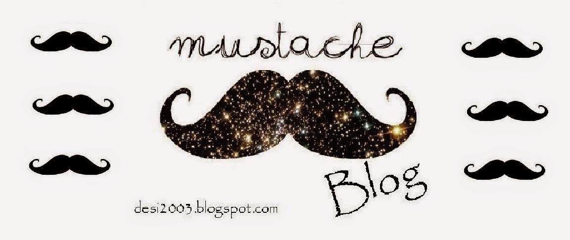 Moustache blog
