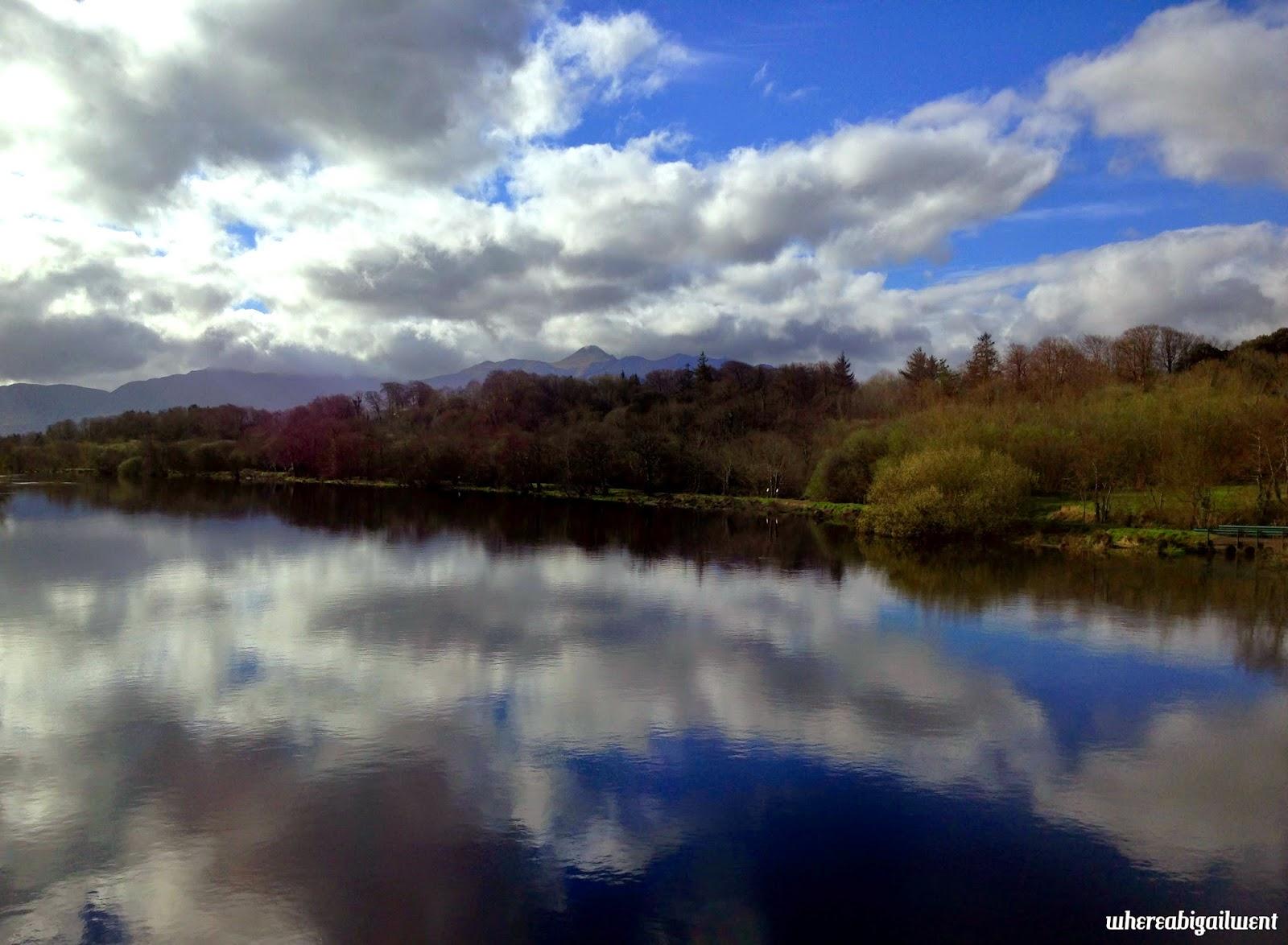 View from Killorglin