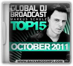 Baixar CD Global DJ Broadcast - Top 15 October 2011 Grátis
