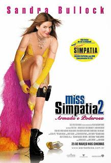 Assistir Miss Simpatia 2: Armada e Poderosa Dublado Online HD