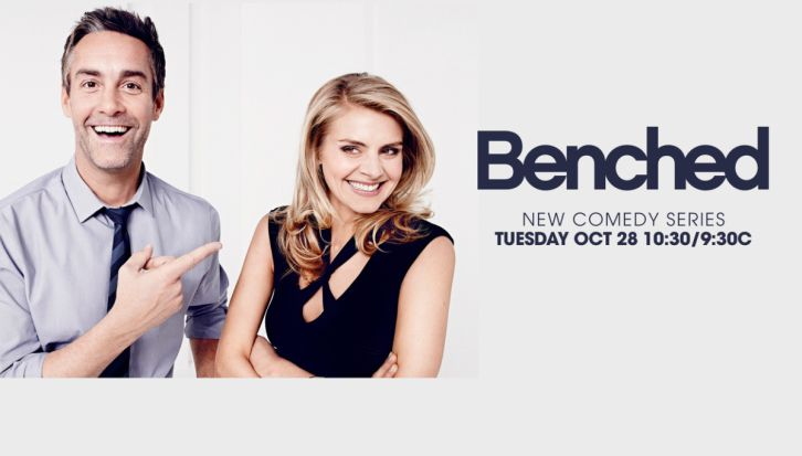 POLL : What did you think of Benched - Pilot?