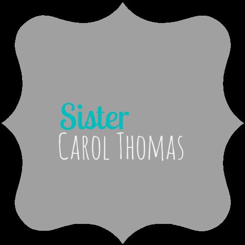 Sister Carol Thomas