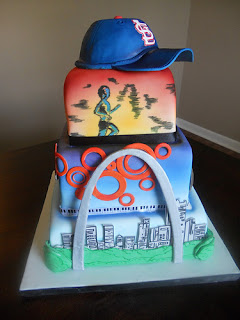 world of cakes st louis groom 39 s cake