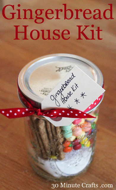 http://30minutecrafts.com/2013/11/gingerbread-house-kit.html