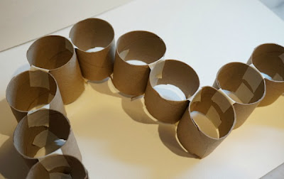 how to cut a roll of masking tape in half