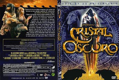 Carátula dvd: Cristal oscuro / The Dark Crystal / Descargar y online