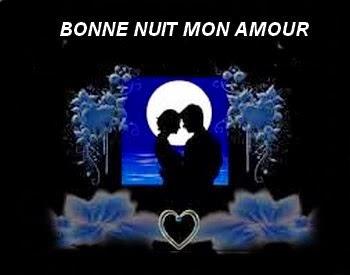 Message d'amour bonne nuit pour une femme