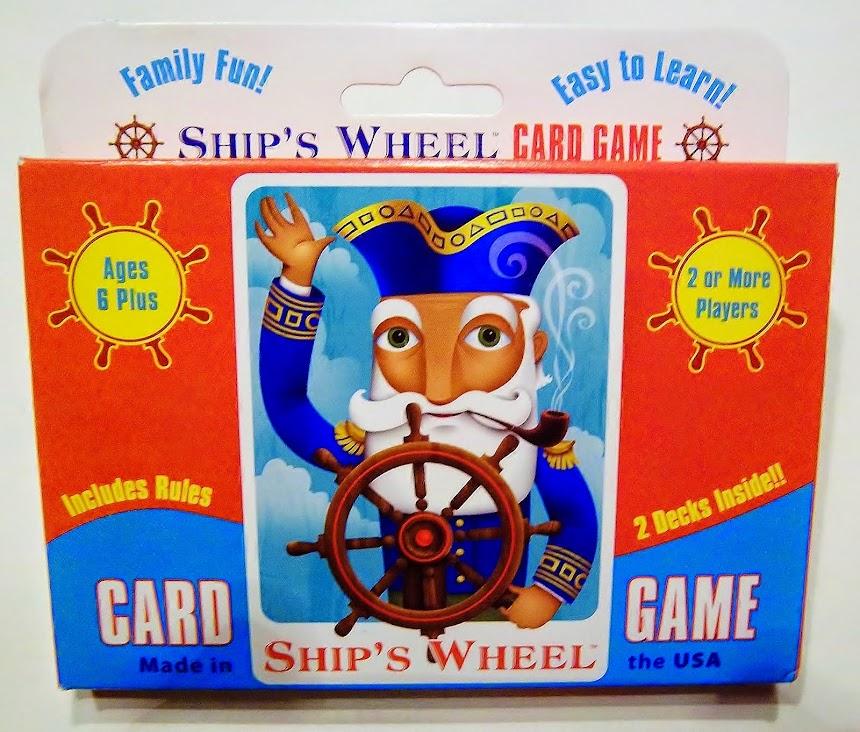 Play Ship's Wheel!