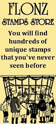 Flonz Craft Vintage Stamps