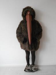 Kiwi kostuum