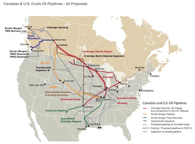 Oil Peak Seaway Pipeline Oil Prices Above 100