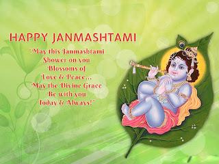 Greeting and Wishing Bal Gopal Krishna Photos