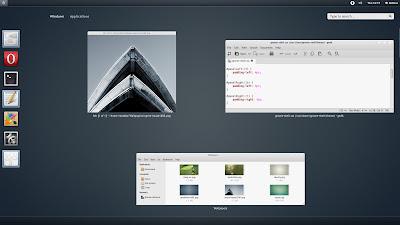 zukitwo gnome shell theme ubuntu 11.10