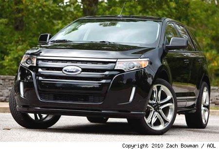 ¡El Ford Edge EcoBoost 2012 ofrecerá un rendimiento de 30 mpg!   NOTICIERO DE HOY