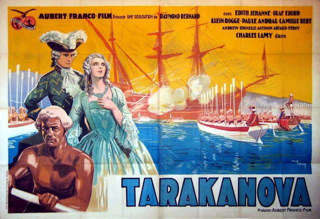 Edith Jéhanne TARAKANOVA film 1930