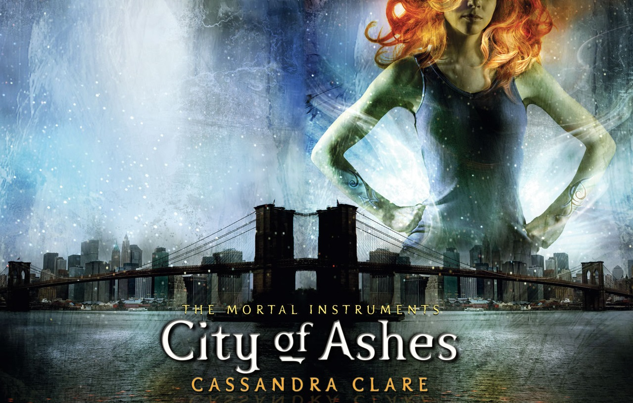 the mortal institute: 'the mortal instruments: city of ashes