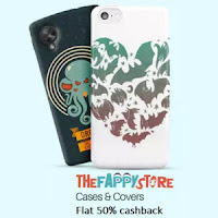 Buy Fappy Store Cases & Covers Extra 50% Cashback :Buytoearn