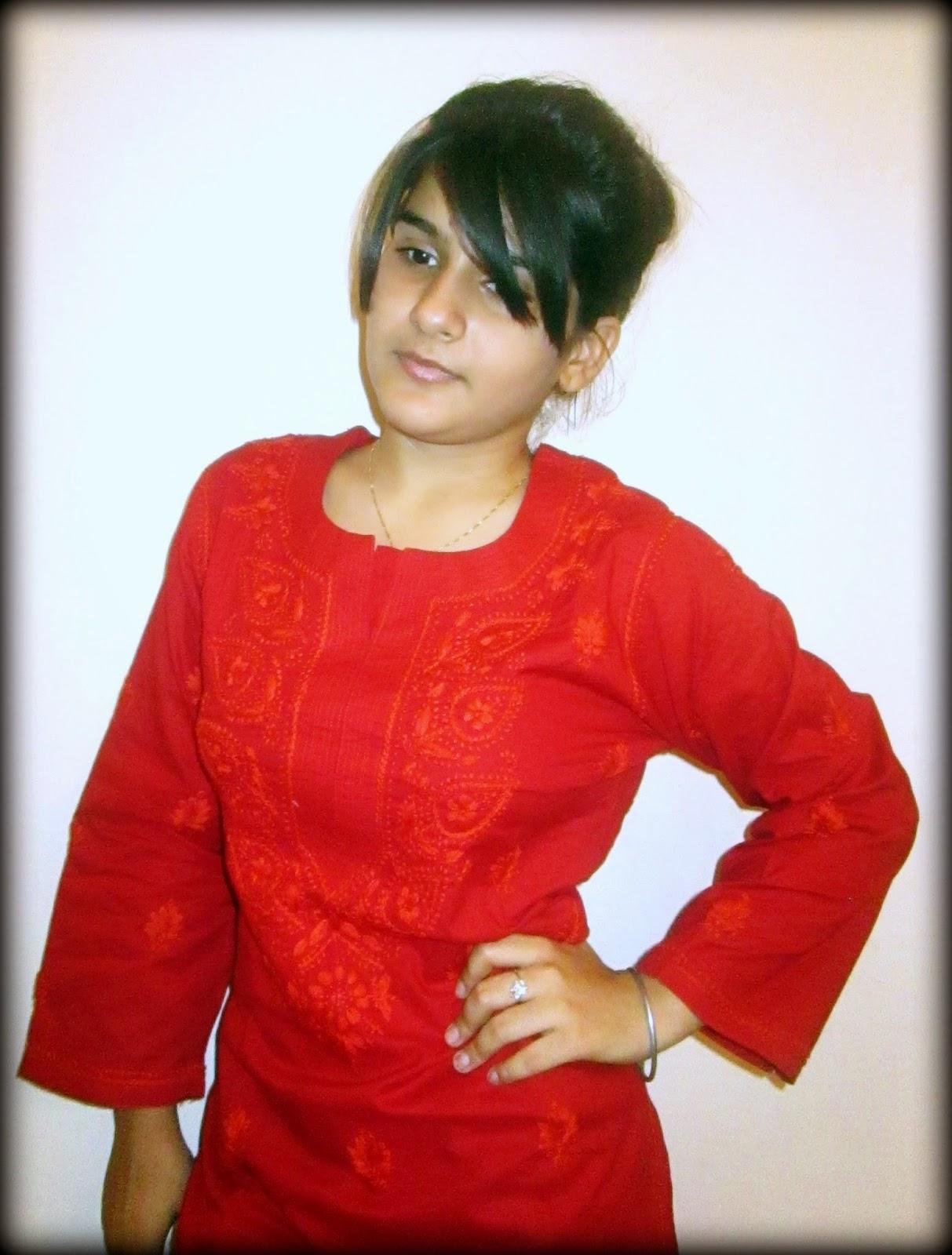 designer kurti