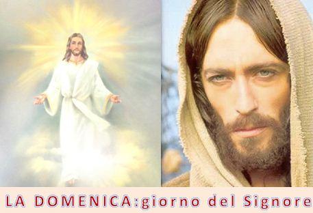 La madonna miracolosa la domenica giorno del signore - Stampabile la preghiera del signore ...