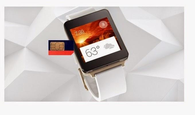 New LG Smartwatch with SIM slot headed to Verizon