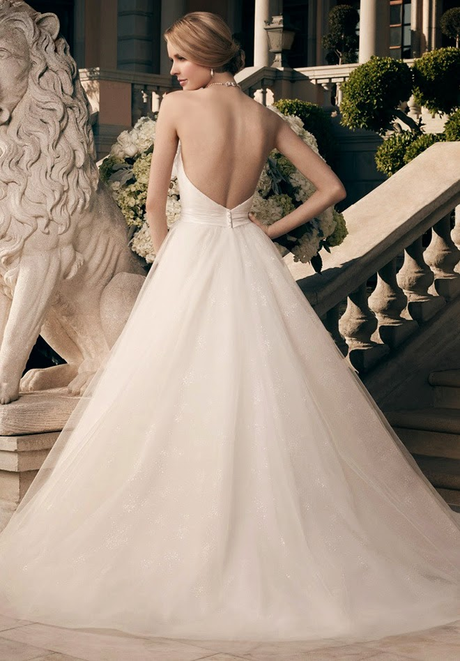 Casablanca Wedding Gown 83 Cool
