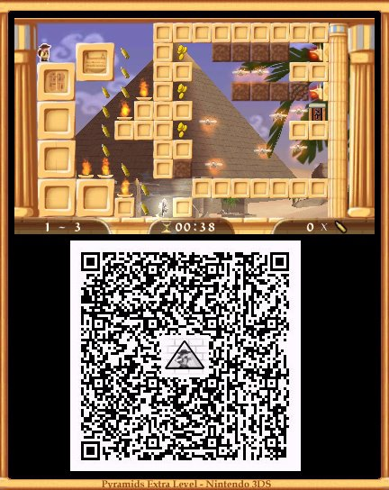 Codes on the main screen and scan the qr codes in these images to add