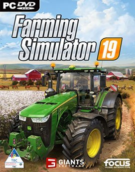Farming Simulator 19 Jogos Torrent Download capa
