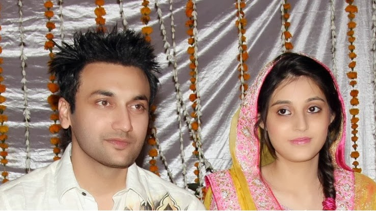 Usman and faiza wedding