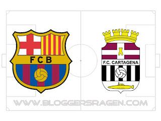 Prediksi Pertandingan Barcelona vs F.C. Cartagena