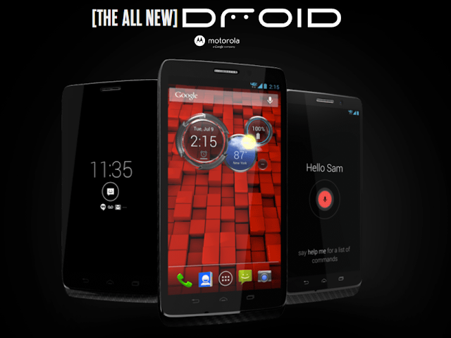 Motorola All New Droid Series