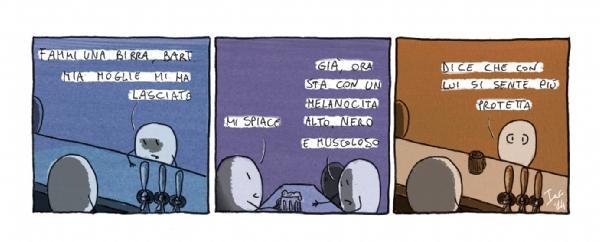 AIRC melanoma cancro vignetta Iacopo Leardini
