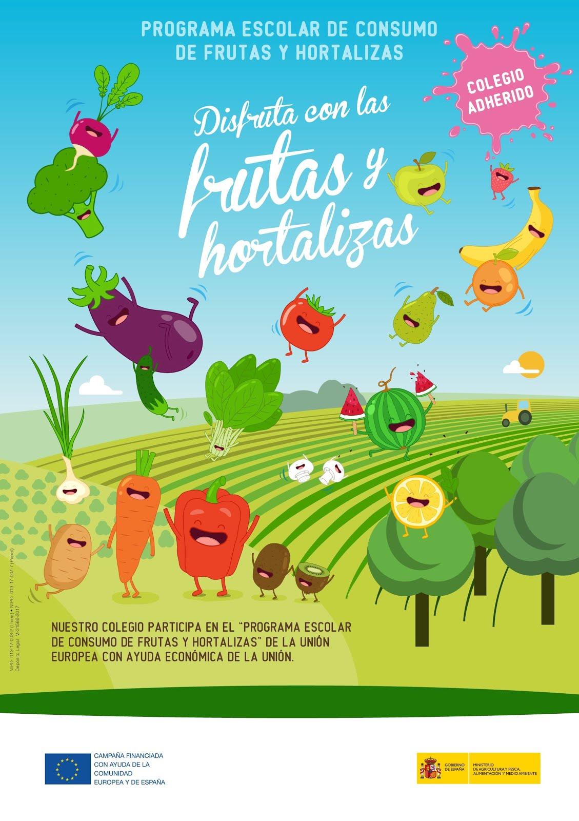 Programa de Frutas y Verduras