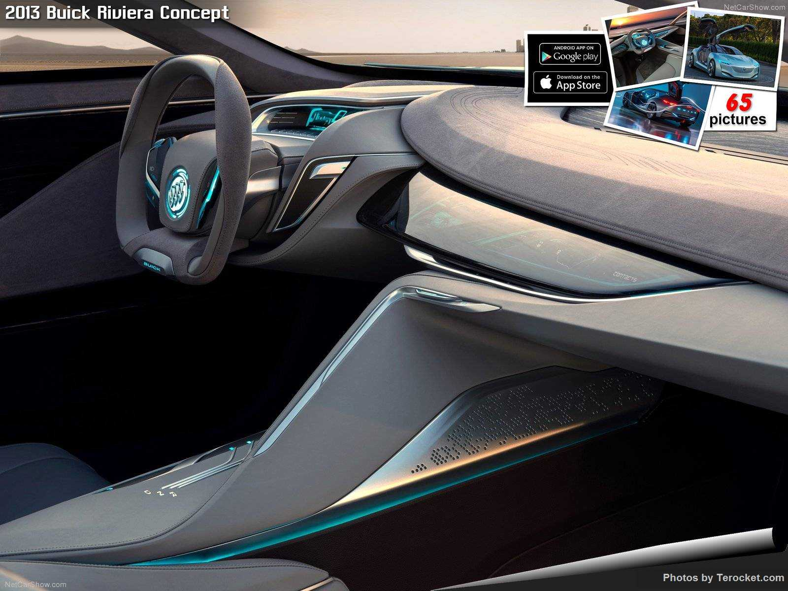 Hình ảnh xe ô tô Buick Riviera Concept 2013 & nội ngoại thất
