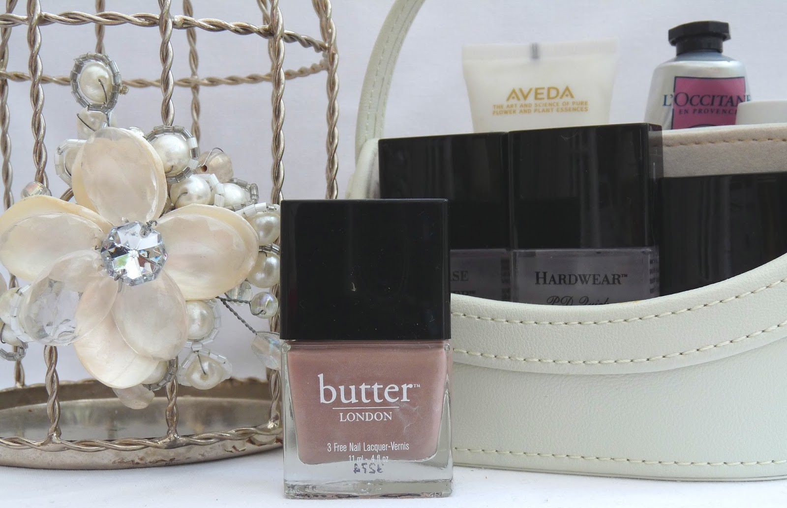 Review of Butter London Nail Polish - Yummy Mummy