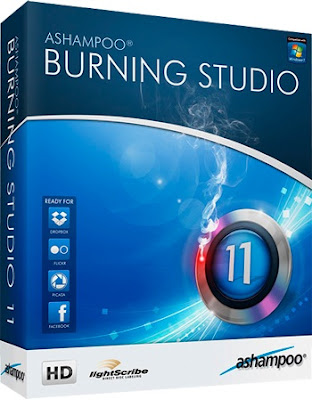 lancamentos Download   Ashampoo Burning Studio Br v11.0.2.9 (2011)