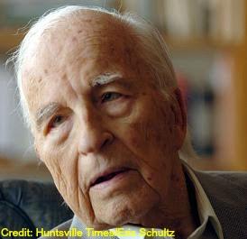 Rudolf Schlidt (Member of Von Braun's Paperclip Team)