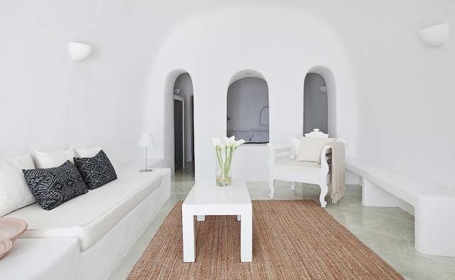 casa en Santorini