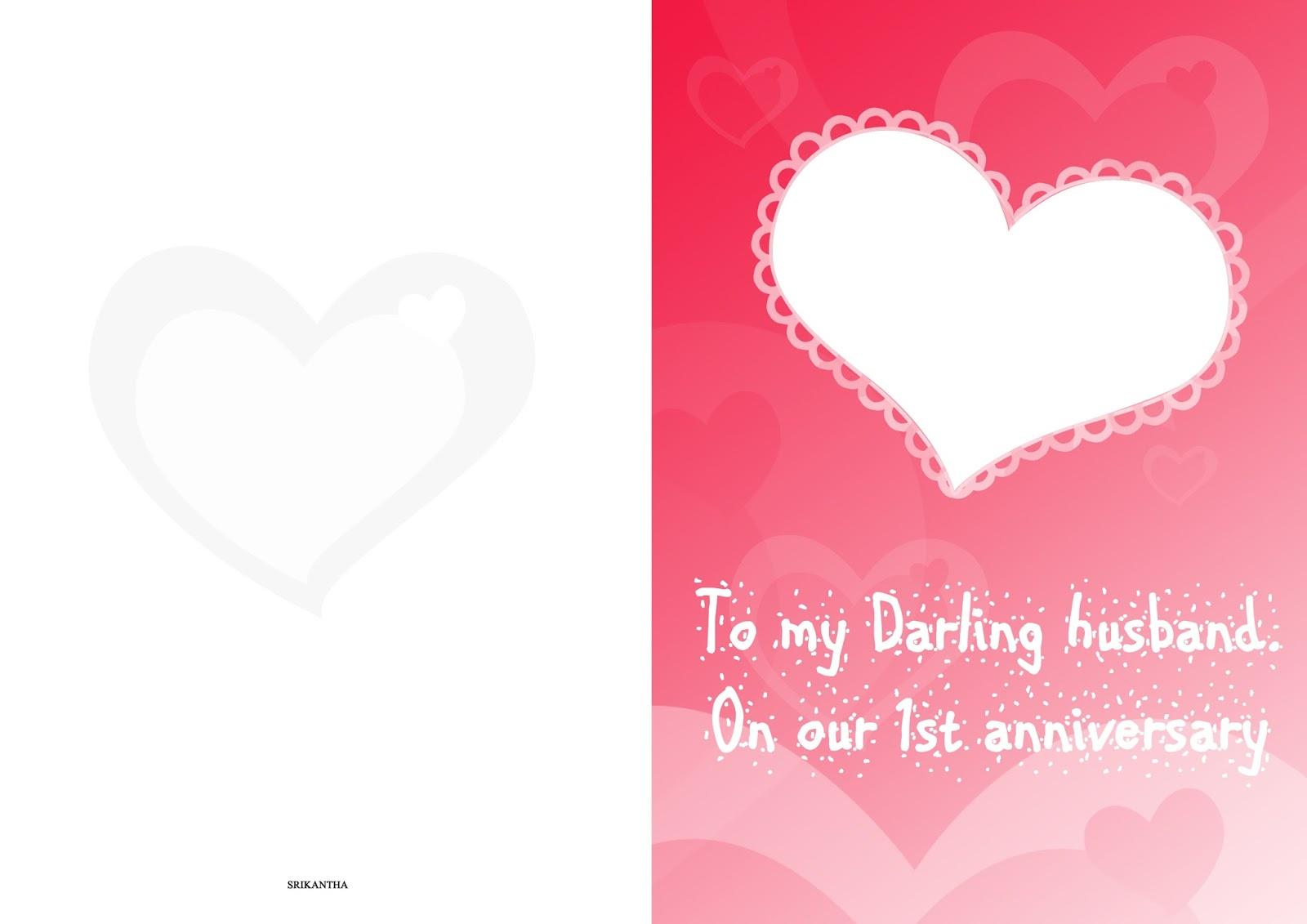 Creative me: anniversary card design.