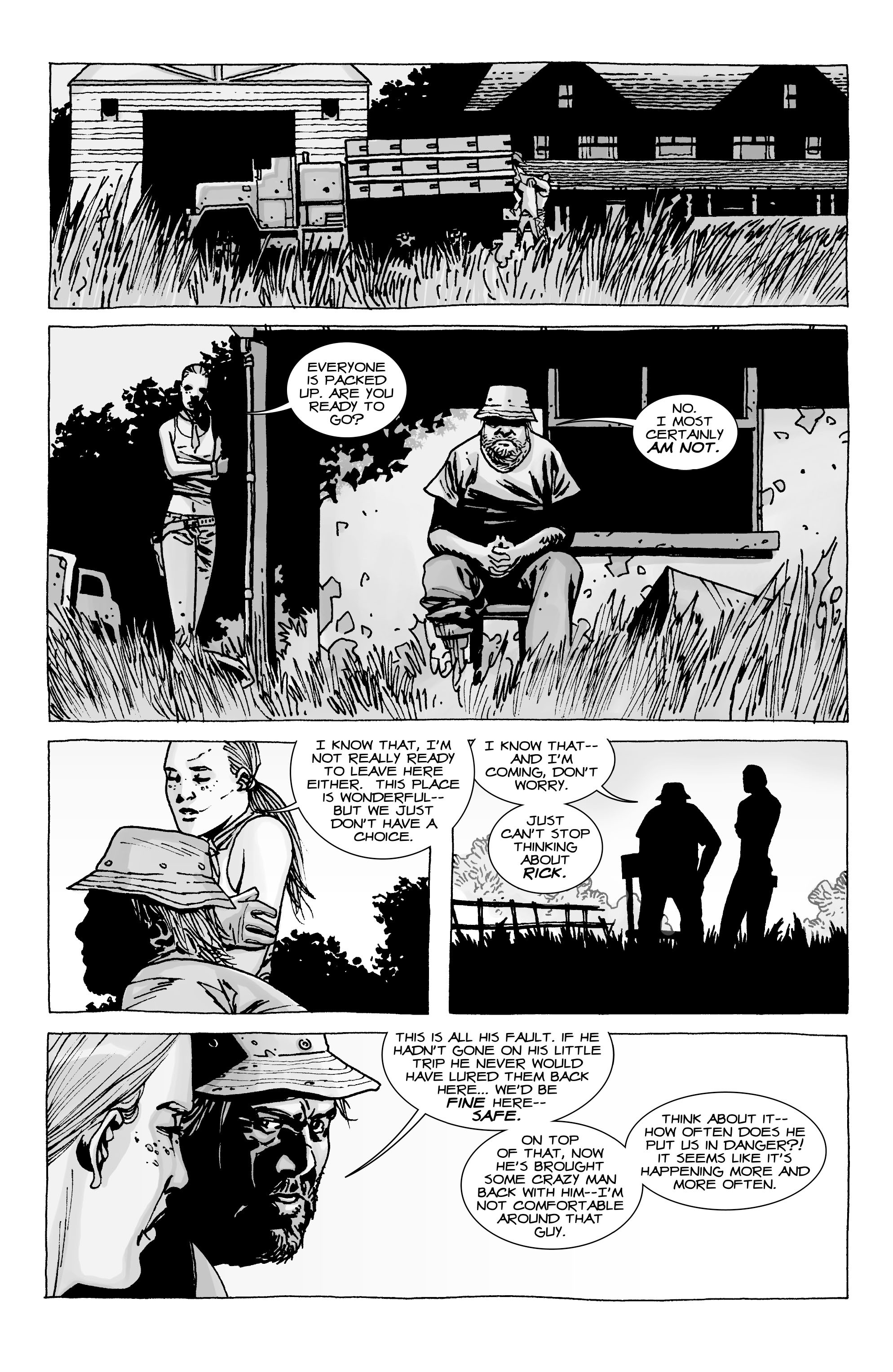 The Walking Dead 60 Page 21