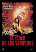 Vampire Circus El circo de los vampiros. UK 1972. Duración: 87 min
