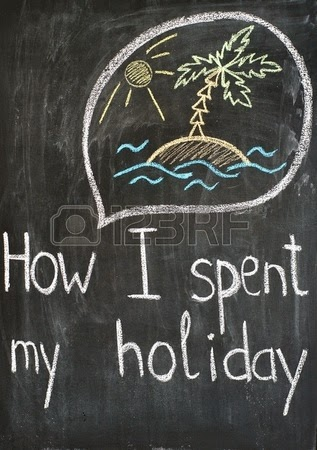 Essay on how i spent my holidays