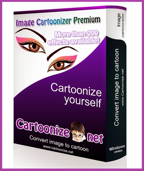 Download Image Cartoonizer Premium 1.4 + Patch Image