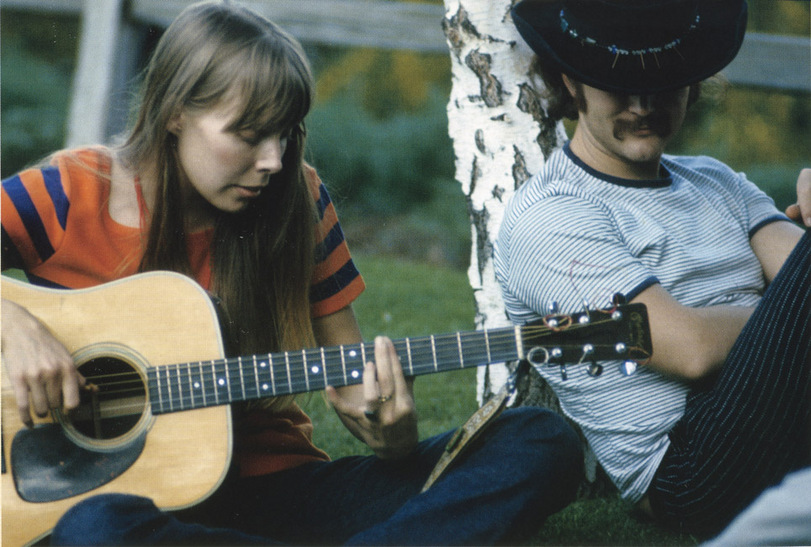 Joni Mitchell Joni+Mitchell%2526David+Crosby-photo