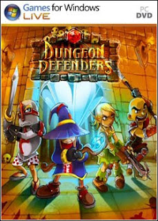 Lançamentos 2012 Downloads Download Dungeon Defenders PC + Crack