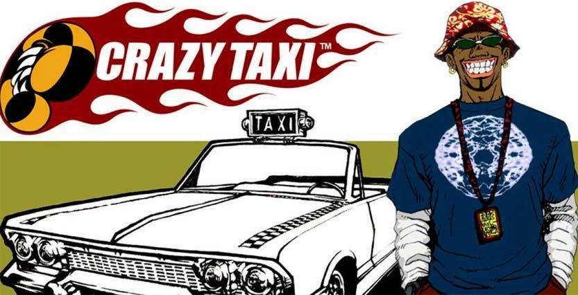 Crazy Taxi Apk v1.40 + Data Full