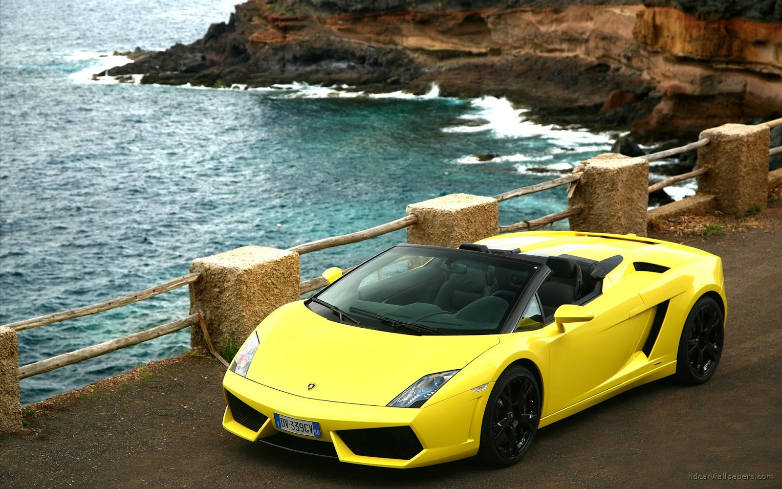 2016 Lamborghini Gallardo Wallpaper HD
